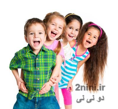 تاثیر شادی بر رشد کودک