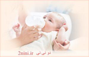 تغذیه ی نوزاد