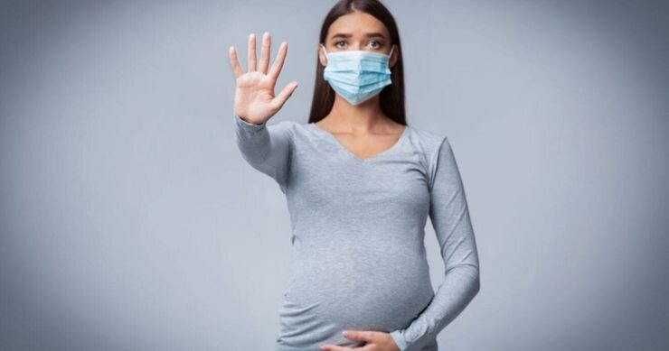 نکات مهم برای جلوگیری از ابتلا زنان باردار به کرونا