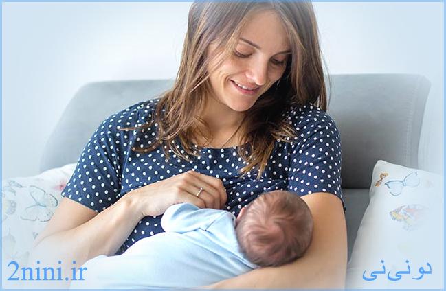 پرهیز غذایی در دوران شیردهی به نوزاد